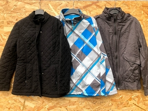 Thin jackets (canadian)